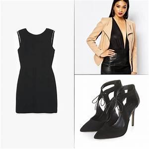 comment porter la petite robe noire l6mag With la petite robe noire vetement