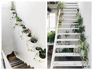 Decoration Murale Montee Escalier : 5 bonnes id es d co pour pimper une cage d 39 escalier joli ~ Dailycaller-alerts.com Idées de Décoration