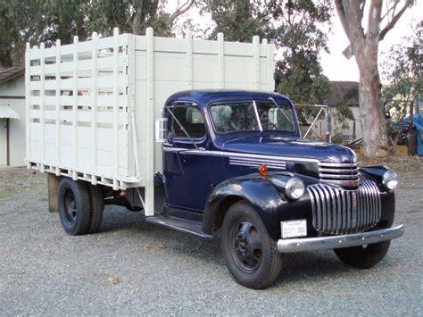 1941 Chevrolet 1 1/2 Ton Truck
