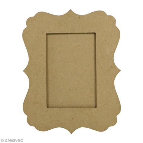 cadre en papier mache cadre feston en papier m 226 ch 233 25 x 20 cm cadre photo 224 d 233 corer creavea