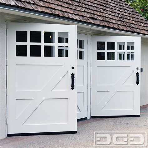 carriage garage doors los angeles door conversion door conversion steps as simple as 1 2 3