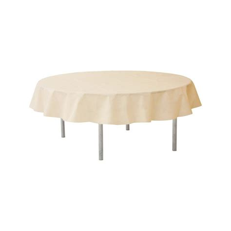 nappe ronde blanche 240 nappe ronde 240 cm 28 images nappe ronde intiss 233 opaque 240 cm nappes rondes intiss 233
