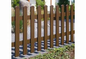 Zaun Aus Kunststoff : km meeth zaun gmbh gartenzaun kunststoff aluminium bxh 185x80 cm online kaufen otto ~ A.2002-acura-tl-radio.info Haus und Dekorationen