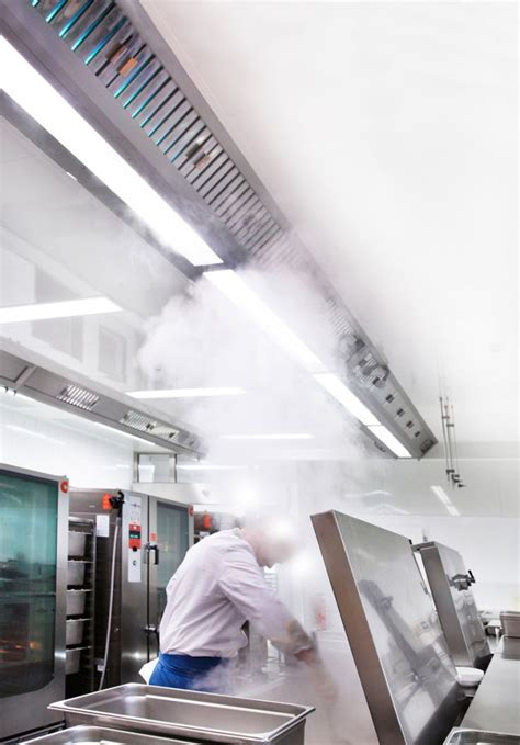 Fett  und Geruchsabbau mit effizienter UV Technologie