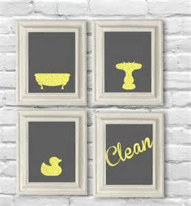 yellow and gray bathroom ideas digital no bathroom set in yellow by oliveruepress