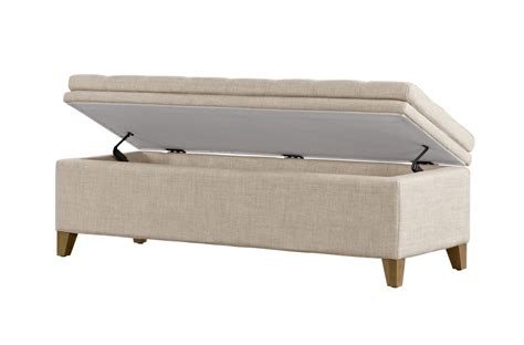 padded ottoman storage 10 stylish storage ottomans to upgrade your space