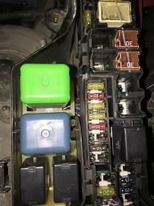 Toyota Altezza Questions - Fuse Box