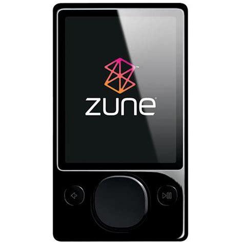 Microsoft Zune Digital Media Player 120GB (Black) H3A ...