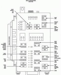 2005 Dodge Ram 1500 Fuse Diagram