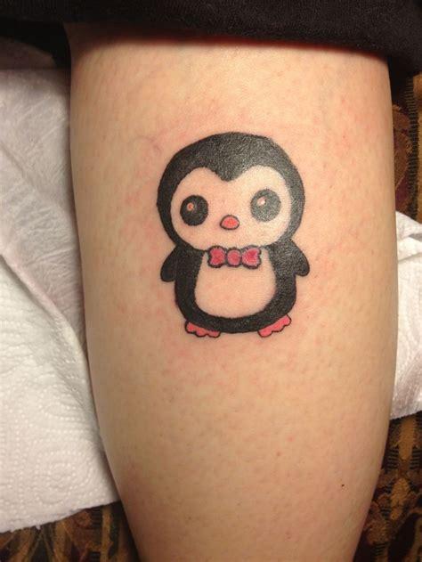tattoo pengy  penguin penguins pinterest love penguin tattoo   tattoo