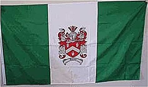 Why Are Boat Flags Red by Boat Flag W Coat Of Arms And Family Crest