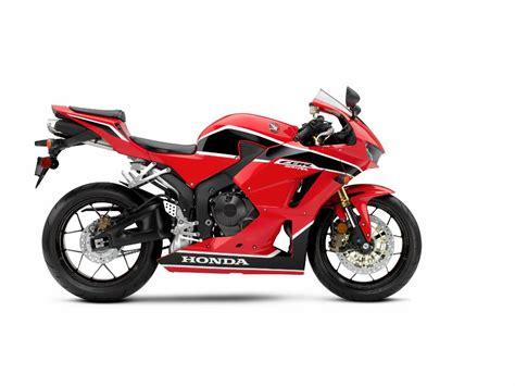 Official  2017 Honda Motorcycles  New Model Lineup