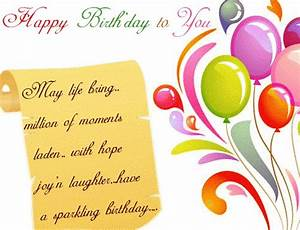 40+ Formal Birthday wishes and quotes | WishesGreeting