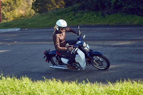 honda super cub  abs  ride review