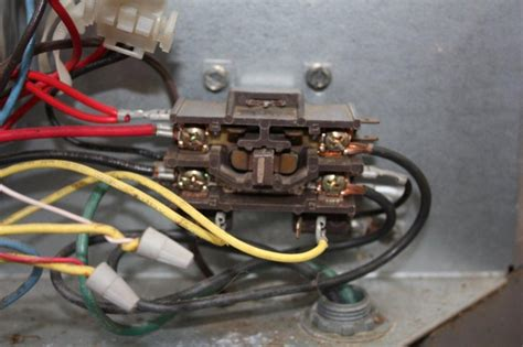 2 Pole Contactor Wiring by Can You Replace A 1 Pole Contactor With A True 2 Pole
