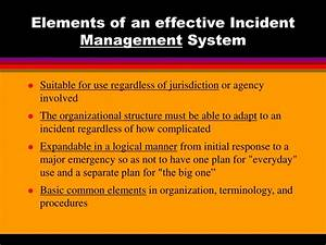 PPT - Incident Command System (ICS) - Review - PowerPoint ...
