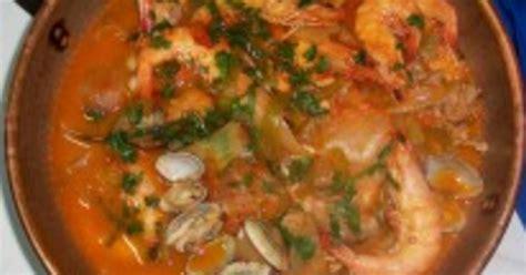 cuisine portugaise recettes cataplana de fruits de mer comme en algarve recette par