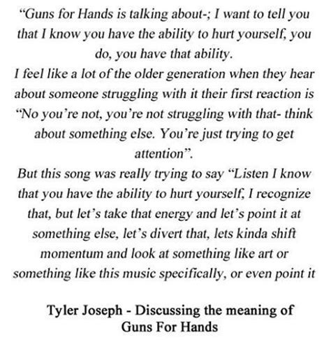 Image result for tyler joseph tattoos meaning   idk quotes