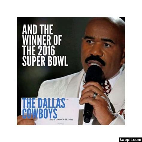 Dallas Cowboys Memes 2018 - and the winner of the 2016 super bowl the dallas cowboys
