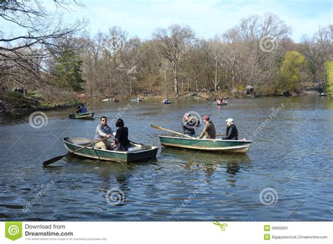 Rc Boats Nyc rc boats in central park lake stock image cartoondealer