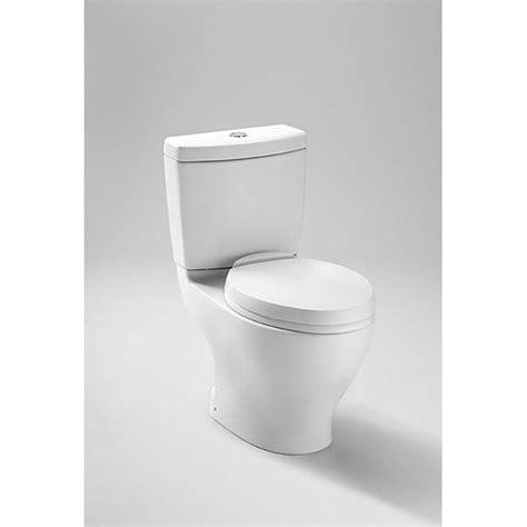 toto aquia ii dual flush  piece toilet  shipping