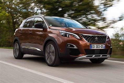 Peugeot 3008 Picture by Peugeot 3008 Suv 2017 Pictures Carbuyer