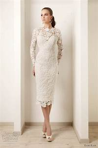 rami kadi wedding dresses 2012 bridal collection wedding With guipure lace wedding dress