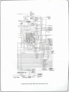 1989 Chevy Suburban Wiring Diagrams