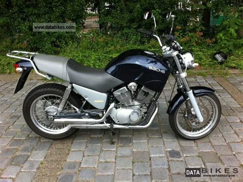 Sachs Roadster 125 V2 Photos, Informations, Articles