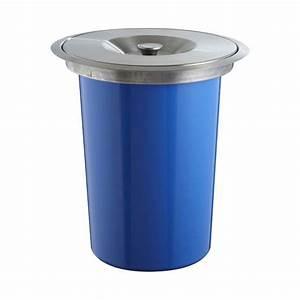 Poubelle De Plan De Travail : poubelle de plan de travail 8l accessoires alimentation poubelle plan de travail et castorama ~ Melissatoandfro.com Idées de Décoration