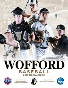 2017 Wofford Baseball Media Guide by Wofford Athletics - Issuu