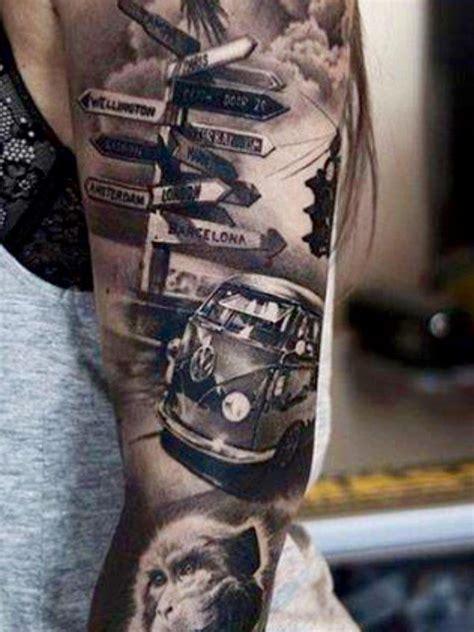 volkswagen bus tattoo 187 best images about tattoo on pinterest volkswagen