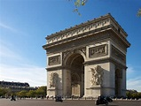 Arc de Triomphe - Wikipedia
