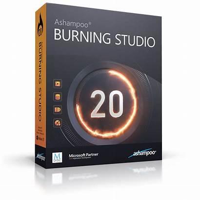 Burning Ashampoo Studio Software Burn Discs Blu