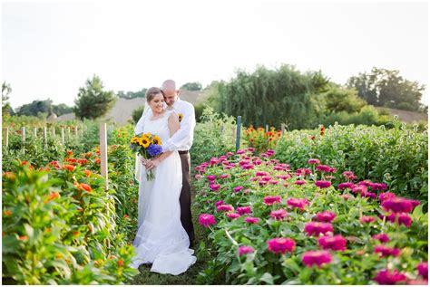 small backyard wedding ceremony virginia wedding