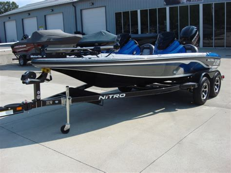 Nitro Boats Home Page by Nitro Z Series Z18 Bass Boats New In Warsaw Mo Us