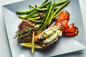 surf and turf dinner cooking lobster thermoworks