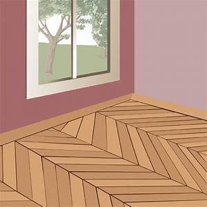 comment poser un parquet en point de hongrie With pose parquet point de hongrie