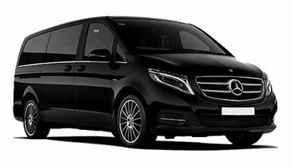 Class Mercedes Benz Driver Van Taxi Airport