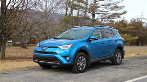 Hybrid Gas Mileage by 2016 Toyota Rav4 Hybrid Gas Mileage Review