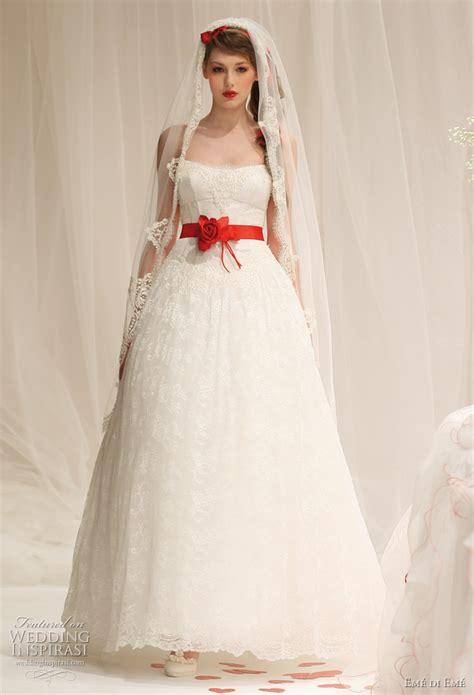 2011 Emé Di Emé Wedding Dresses Wedding Inspirasi