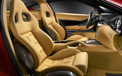 Ferrari 599 Gtb Interior 2 Wallpaper Hd Car Wallpapers