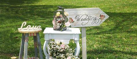 shabby chic vintage wedding decor ideas wedding forward