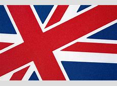 Tilted Modern Union Jack Wallpaper