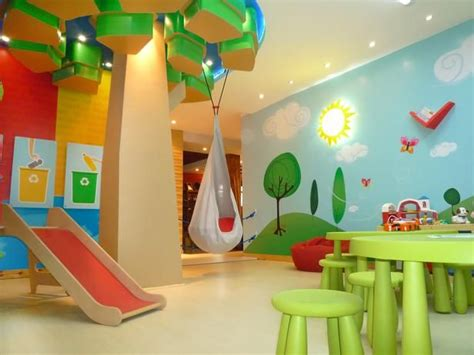 Decorating Ideas For Fun Playrooms And Kids' Bedrooms