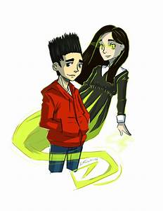 Paranorman- Norman and Agatha by AbyssRiot on DeviantArt