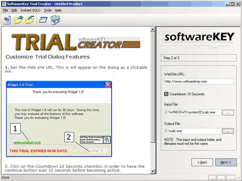 Creator Software Freeware by Freeware False Flesh Trial