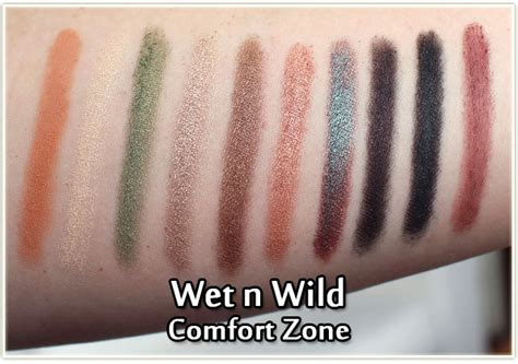 n comfort zone makeup your mind