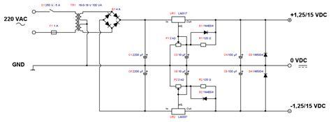 alimentatore duale regolabile 0 15v max 1a pag 3 il forum di electroyou