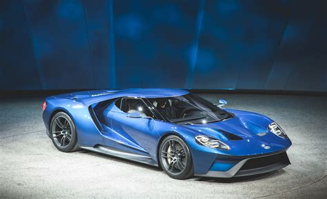 Ford Says Gt Supercar To Hunt Ferraris And Lamborghinis